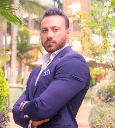Higbos Founder Samir Jezine